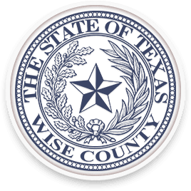 Seal of Wise County Texas